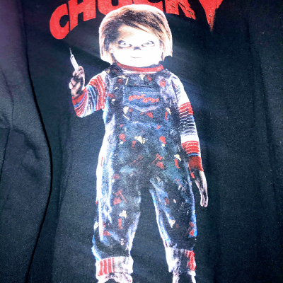 SUDADERA CHUCKY PULL&BEAR Best for less