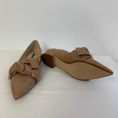 Zapato Lazo Beige Best for less