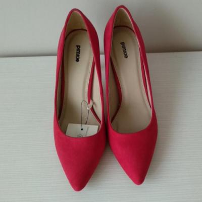 Zapatos de  tacón rojos Best for less