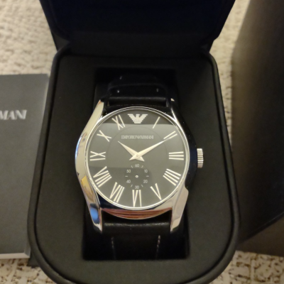 Reloj de hombre Armani Best for less