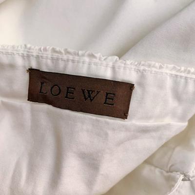 Camisa blanca algodón Best for less