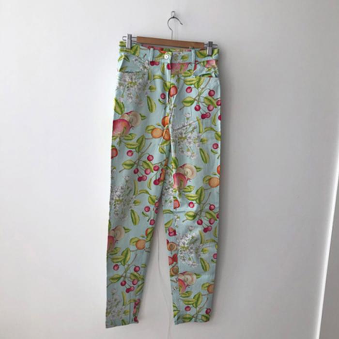 Pantalón algodón Cacharel