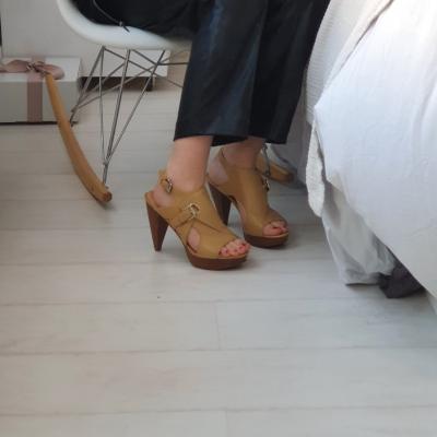 Sandalias de piel Best for less