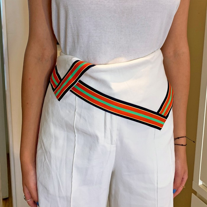 Pantalón blanco marinero