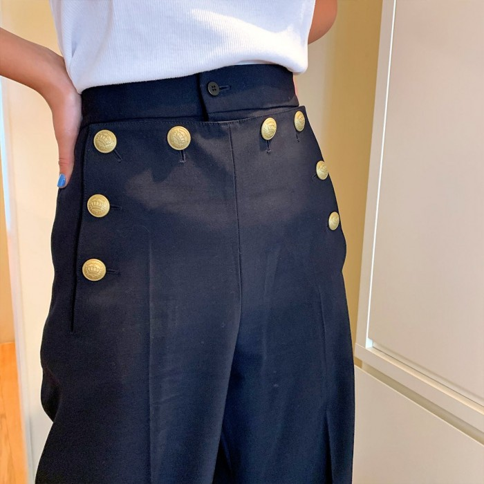 Pantalón azul marinero