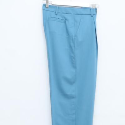 Pantalón de Vestir Azul Best for less