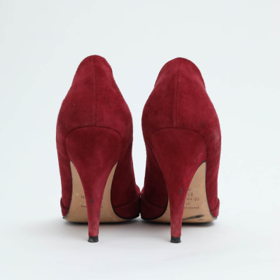 Zapatos ante granate Best for less