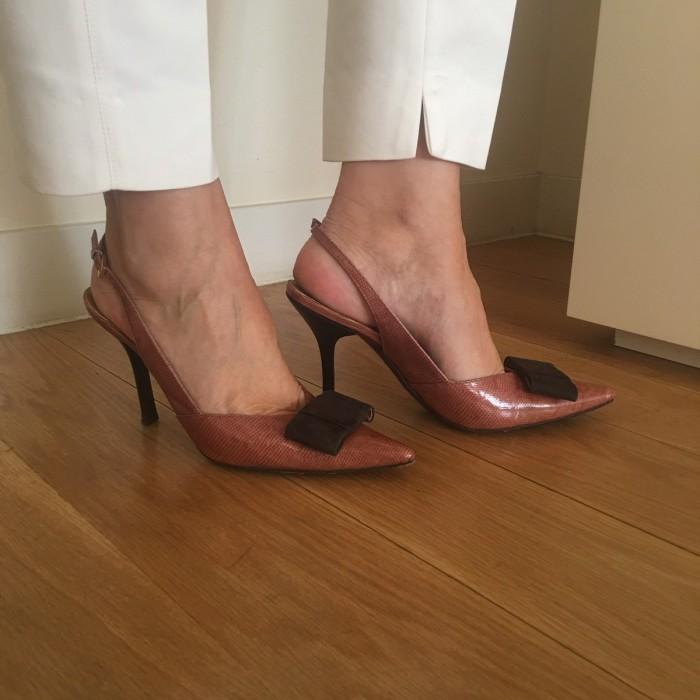 Zapato Missoni