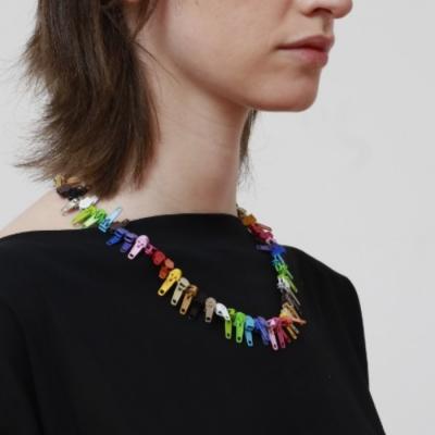 Collar cremalleras Best for less