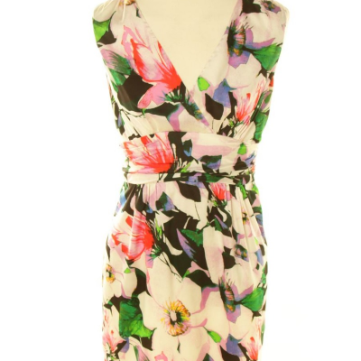 Vestido floral RalphLauren Best for less
