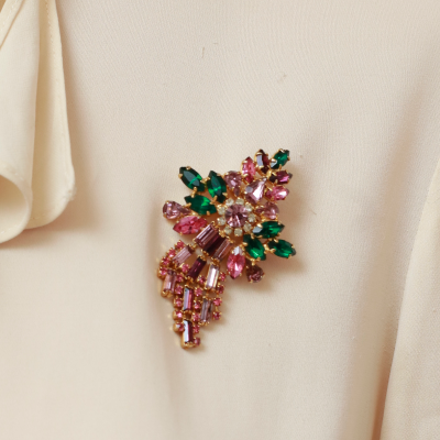 Broche multicolor Best for less
