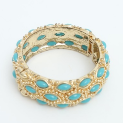 Brazalete piedras turquesa Best for less