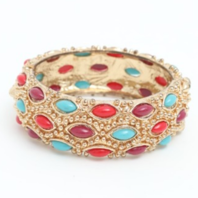 Brazalete piedras multicol Best for less
