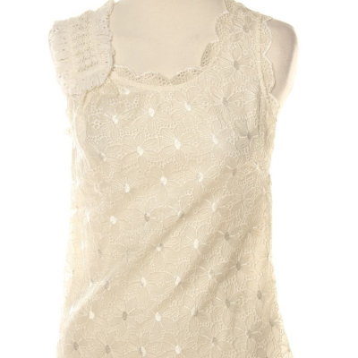 Top de seda RED Valentino. Best for less