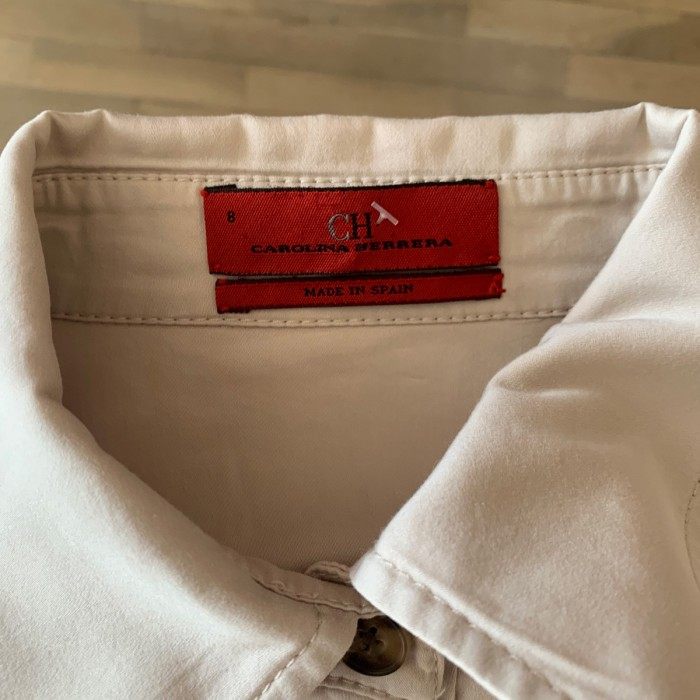 Vestido camisero algodón