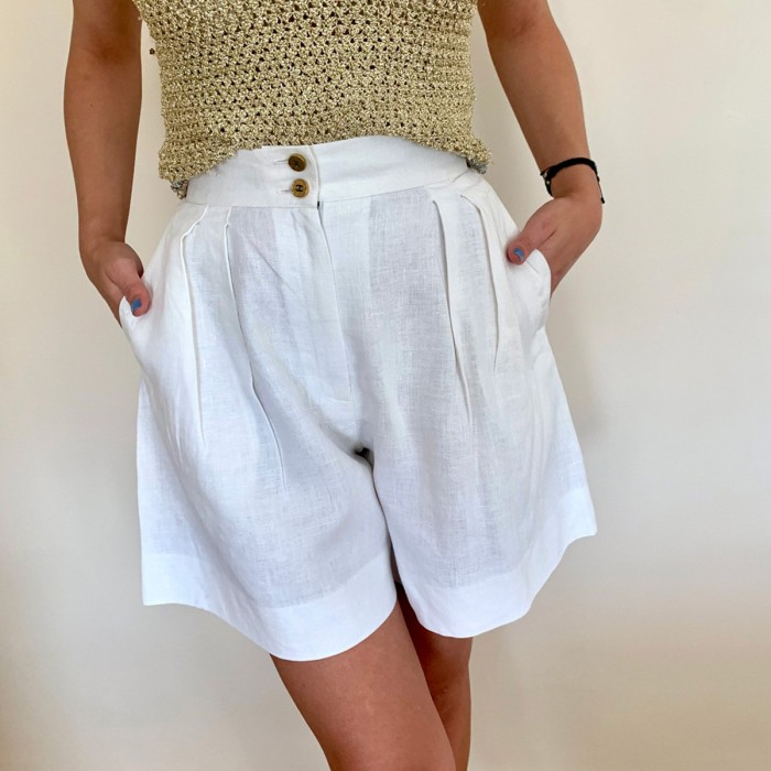 Pantalón corto Vintage