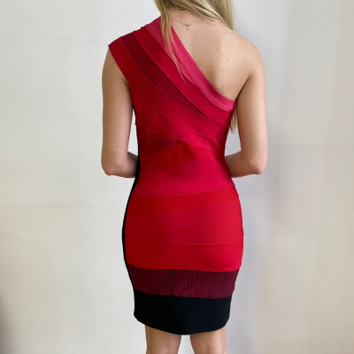 Vestido Rojo Best for less