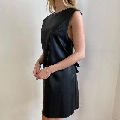 Vestido Efecto Piel Best for less