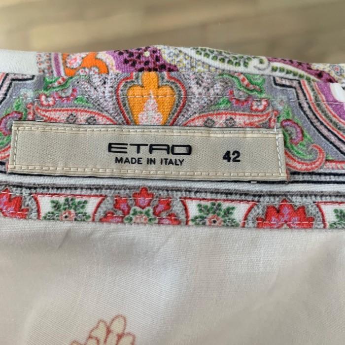 Camisa Etro algodón