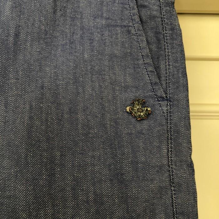 Pantalón chino corte skinny