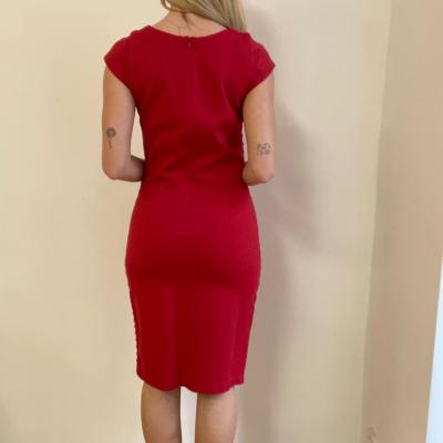 Vestido rojo Best for less