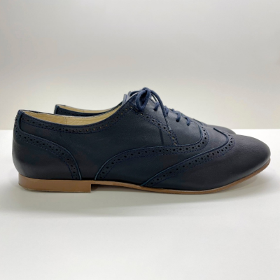 Zapato blucher marino Best for less