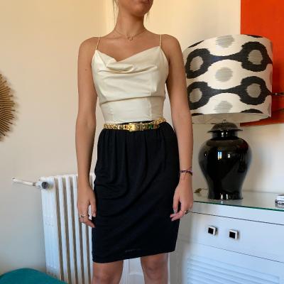 Vestido corto de fiesta Best for less