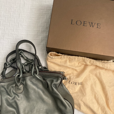 Bolso gris Loewew Best for less