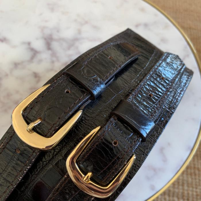 Cinturón a cintura