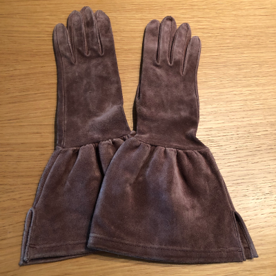 Guantes ante rosa Best for less