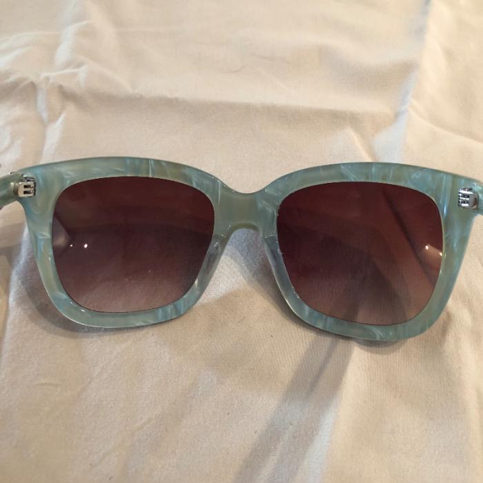 Gafas de sol de pasta