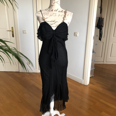 Vestido gasa Best for less