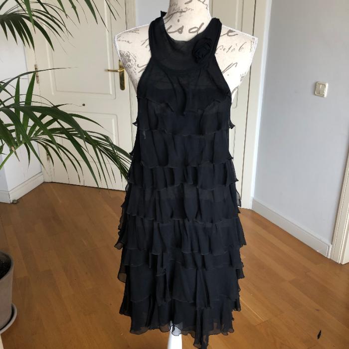 Vestido gasa