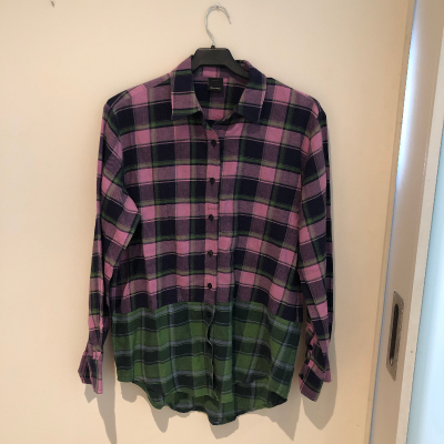 Camisa cuadros Best for less