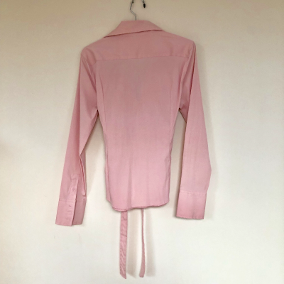 Camisa rosa Best for less