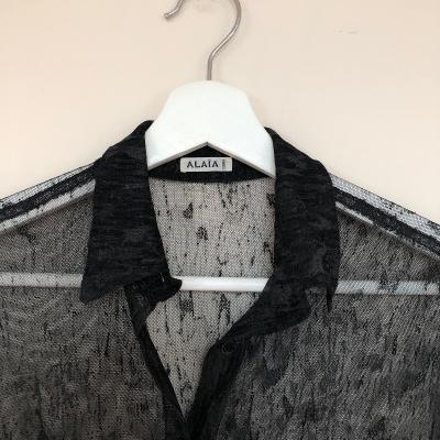 Blusa transparente Best for less