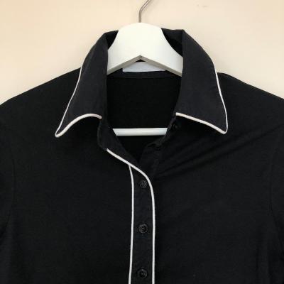 Camisa negra Best for less