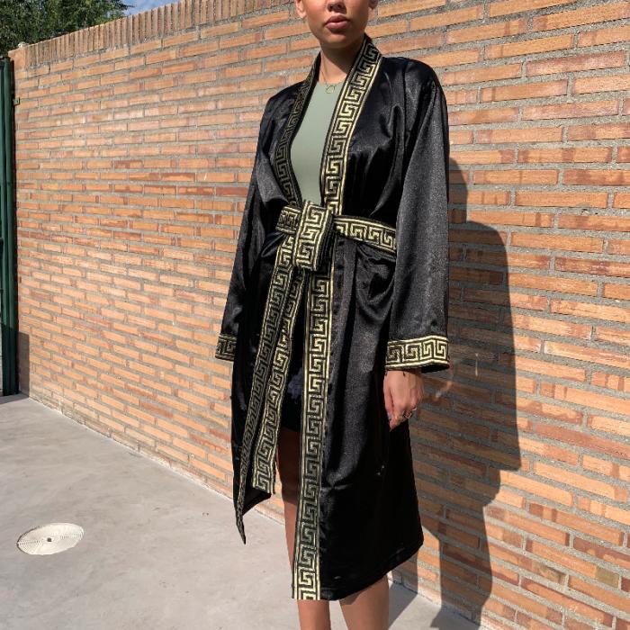 Kimono seda
