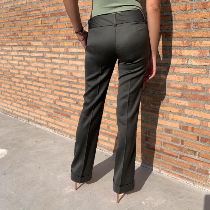 Pantalón recto