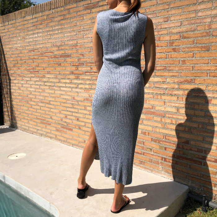 Vestido punto