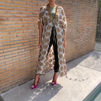 Kimono dorado Best for less