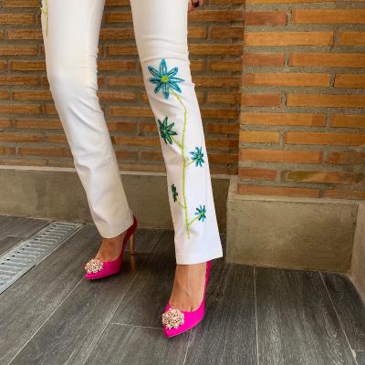 Pantalón decorado Best for less