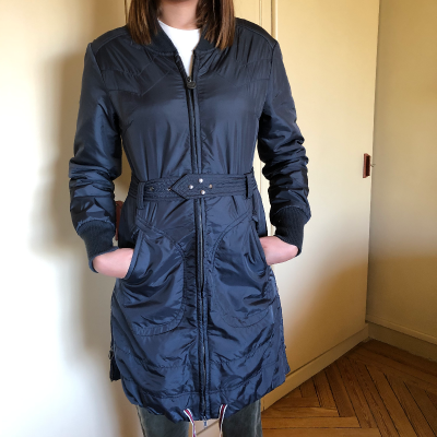 Parka tipo chubasquero Best for less