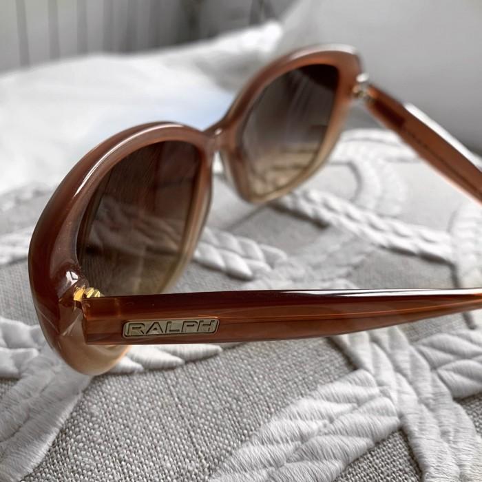 Gafas de sol nude/rosa
