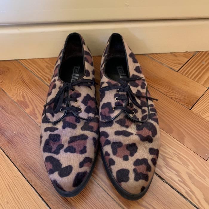 Mocasín leopardo