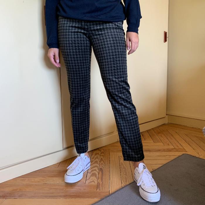 Pantalón pana