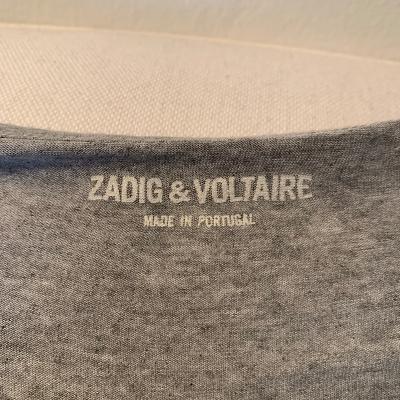 Camiseta gris Best for less