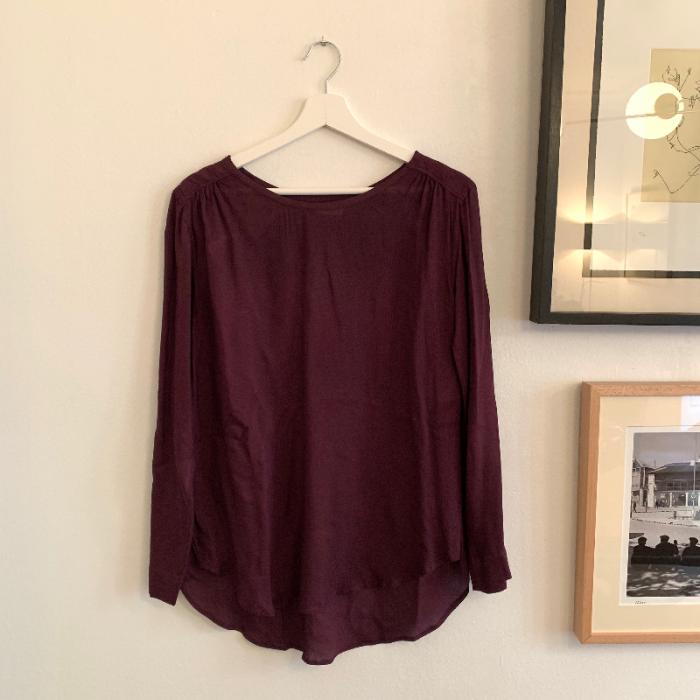 Camisa morada