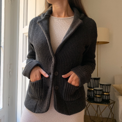Chaqueta punto Best for less