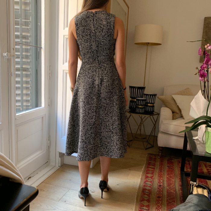 Vestido estampado